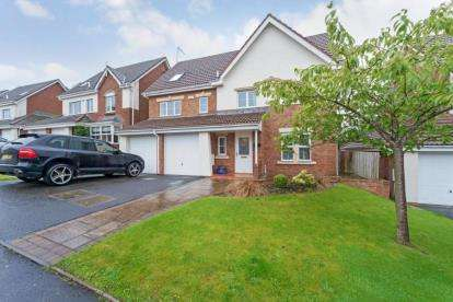 6 Bedrooms Detached House for sale in Strathallan Avenue, East Kilbride, Glasgow, South Lanarkshire