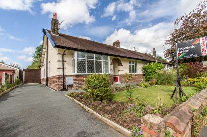3 Bedrooms Bungalow for sale in Parklands Drive, Fulwood, Preston, Lancashire, PR2