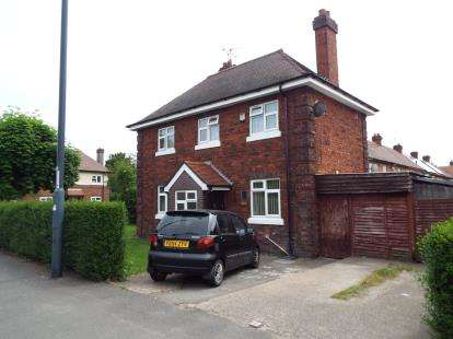 3 Bedrooms Semi Detached House for sale in Sinfin Lane, Derby, Derbyshire