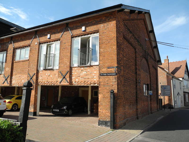 3 Bedrooms Town House for sale in The Tannery, Northgate, Beccles, Suffolk