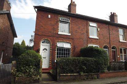 3 Bedrooms End Of Terrace House for sale in Church Road, Handforth, Wilmslow, Cheshire