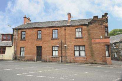 2 Bedrooms Flat for sale in Main Street, Ochiltree