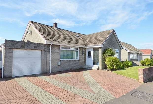 5 Bedrooms Detached House for sale in Crocus Grove, Irvine, North Ayrshire