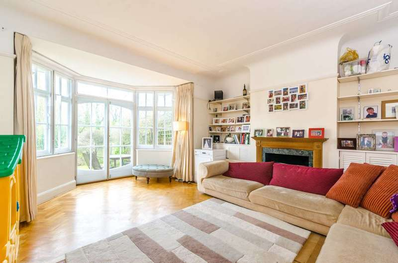 7 Bedrooms Semi Detached House for sale in Wood Vale, Highgate, N10