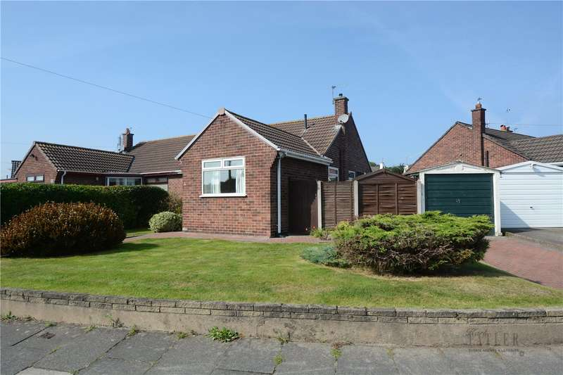 2 Bedrooms Semi Detached Bungalow for sale in Wimborne Avenue, Thingwall, Wirral