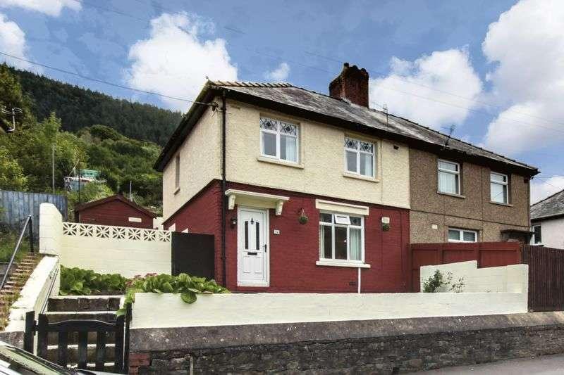 2 Bedrooms Semi Detached House for sale in Garden Suburbs, Newport
