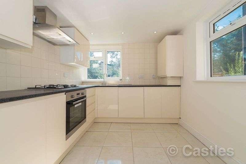 2 Bedrooms Flat for sale in Westbury Avenue N22