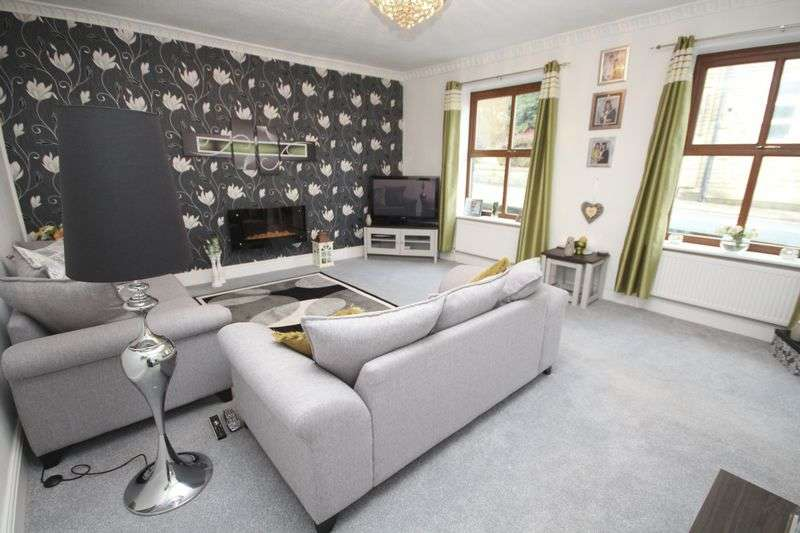 3 Bedrooms Terraced House for sale in MARKET STREET, Whitworth OL12 8QL