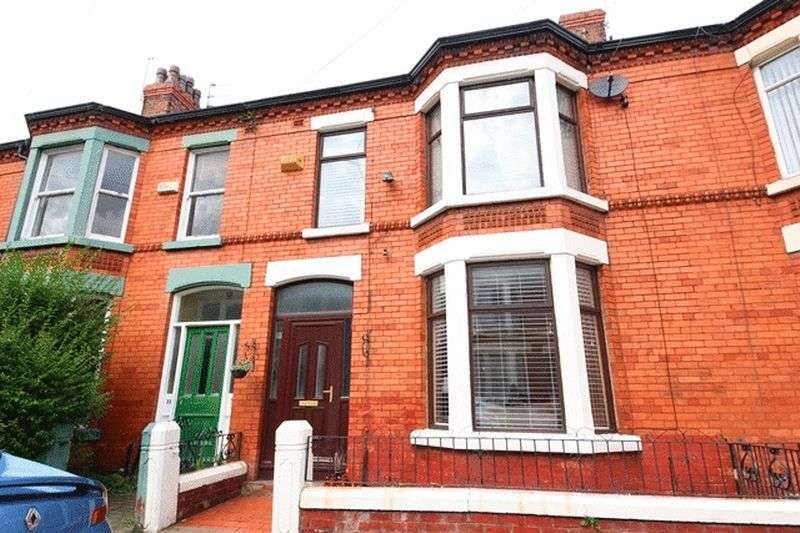 4 Bedrooms Terraced House for sale in Ashdale Road, Mossley Hill, Liverpool, L18