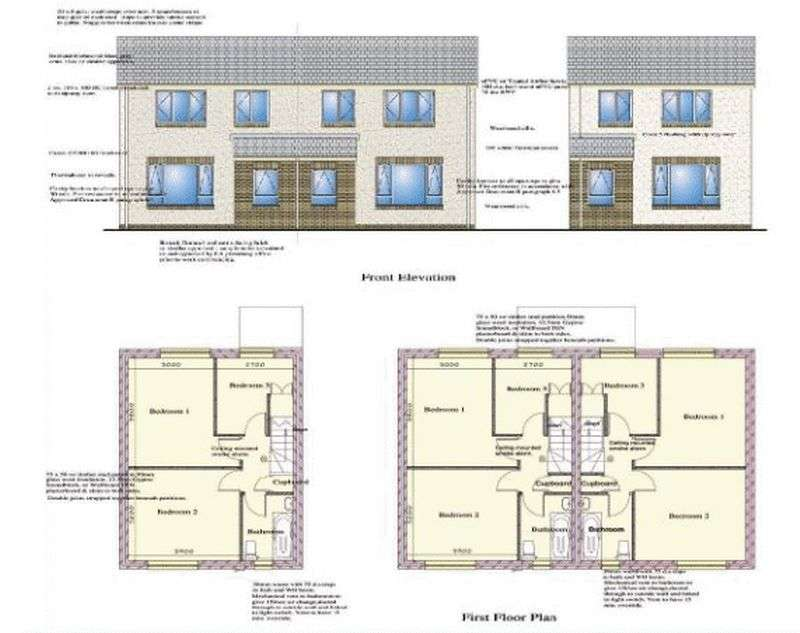 3 Bedrooms House for sale in New Build, McDonald Road, Heysham