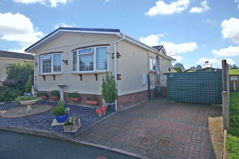 2 Bedrooms Detached Bungalow for sale in Fayre Oak Park Homes, Hereford