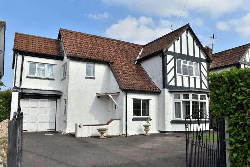 4 Bedrooms Detached House for sale in Grange Court Road, Henleaze