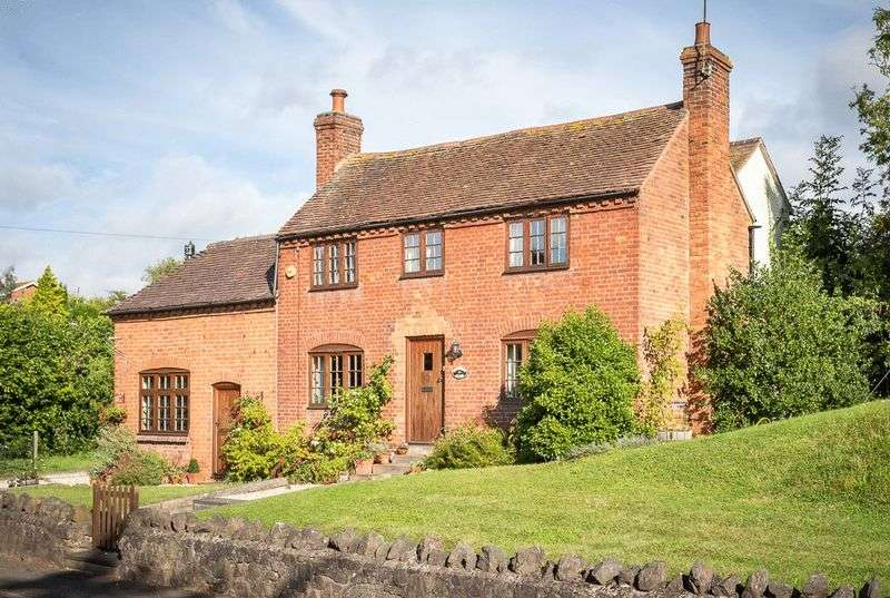 5 Bedrooms Detached House for sale in Broadwas on Teme, Worcestershire