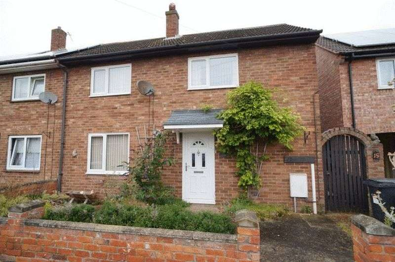 3 Bedrooms Terraced House for sale in Mitchell Road, Coningsby