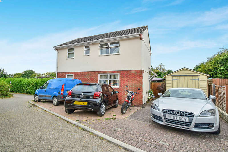 3 Bedrooms Detached House for sale in Paddons Coombe, Kingsteignton, Newton Abbot, TQ12
