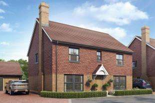 5 Bedrooms House for sale in Downs View, Wye, Kent