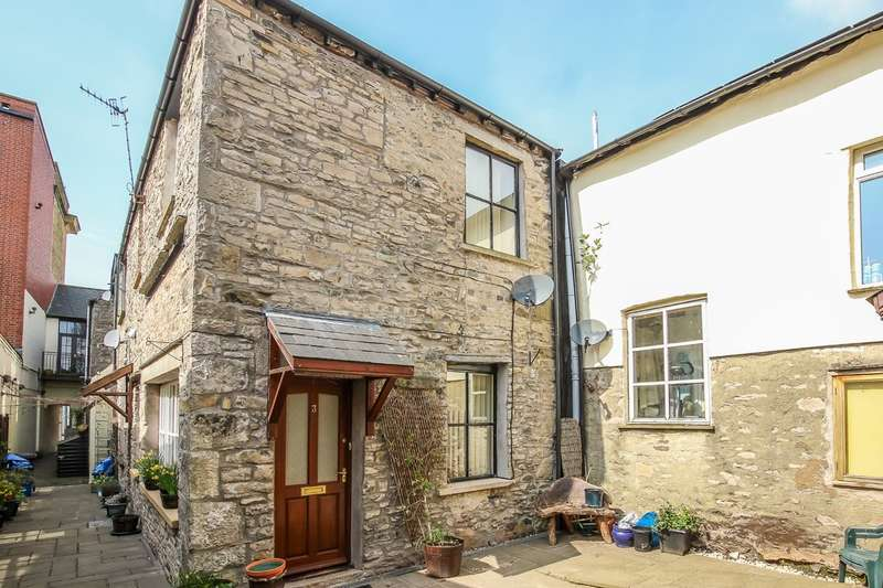 2 Bedrooms Cottage House for sale in 3 Birch Yard, Kendal
