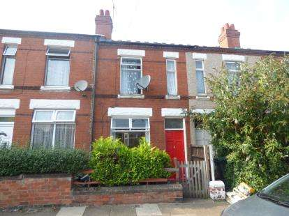 2 Bedrooms Terraced House for sale in Mansel Street, Coventry, West Midlands