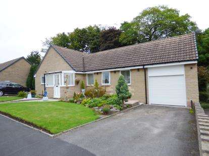 3 Bedrooms Bungalow for sale in Lismore Grove, Buxton, Derbyshire