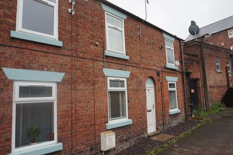 2 Bedrooms Terraced House for sale in Tan House Yard, Congleton