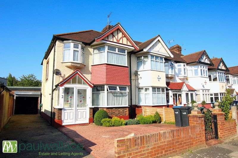 3 Bedrooms Terraced House for sale in Bullsmoor Way, Waltham Cross
