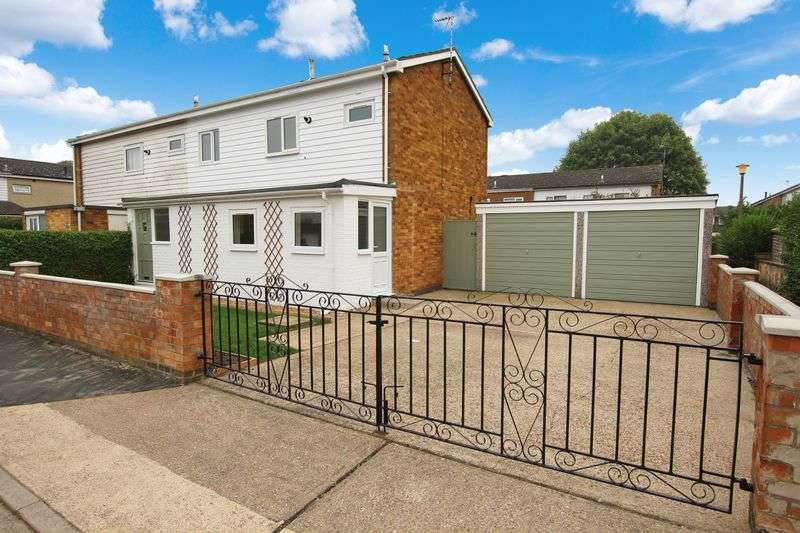 3 Bedrooms Semi Detached House for sale in 10 Arras Close, Lincoln