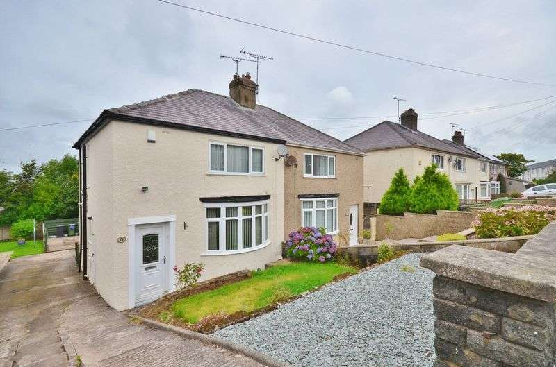 2 Bedrooms Semi Detached House for sale in Grasmere Avenue, Workington