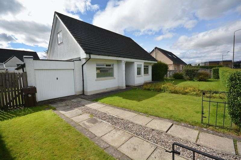 3 Bedrooms Detached Bungalow for sale in Aboyne Avenue, Stirling