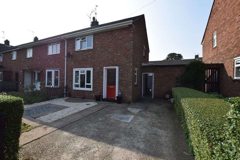 2 Bedrooms House for sale in Keddington Avenue, Ermine West, Lincoln