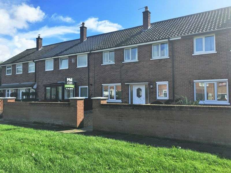 3 Bedrooms Terraced House for sale in Hesketh Road, Burscough