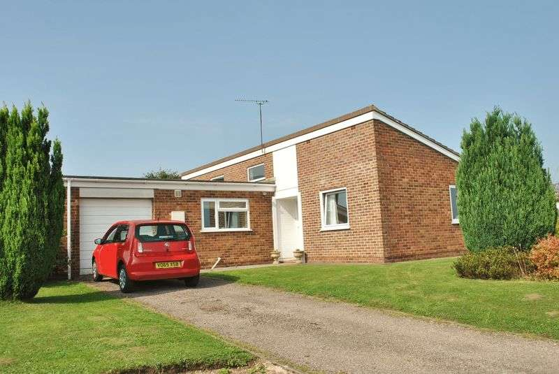 2 Bedrooms Detached Bungalow for sale in Coleford, Gloucestershire