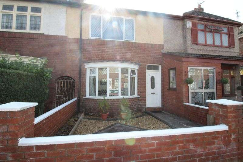 2 Bedrooms Terraced House for sale in Rhodesia Road, Liverpool