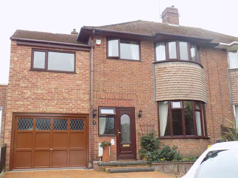 4 Bedrooms Semi Detached House for sale in Burgh Road, Gorleston, Great Yarmouth