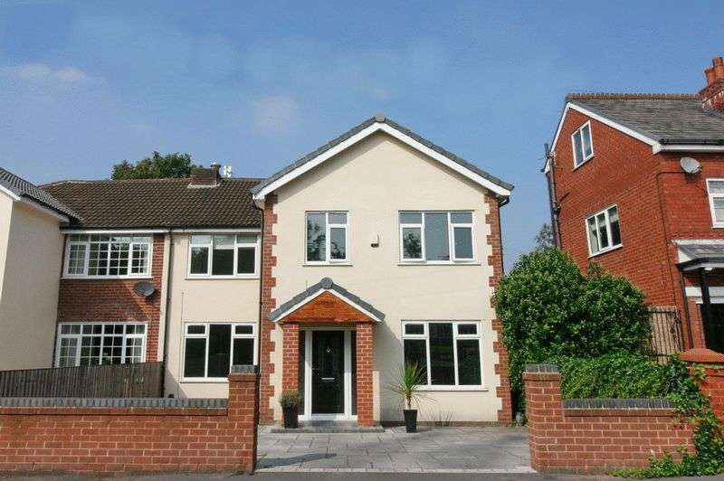 4 Bedrooms Detached House for sale in Hazelhurst Road, Manchester