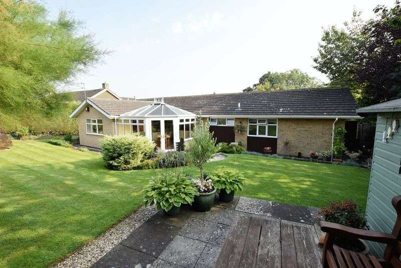 3 Bedrooms Detached Bungalow for sale in Cedarwood House, Lime Street, Burton Lazars