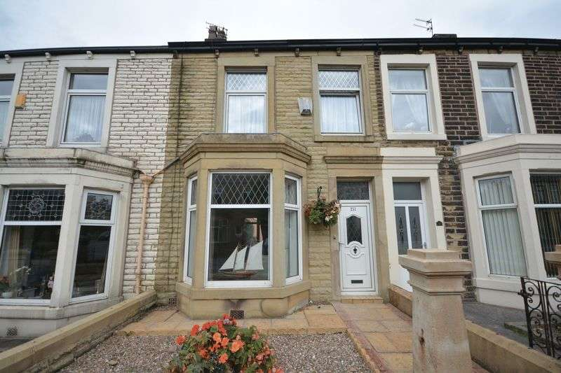 3 Bedrooms Terraced House for sale in Burnley Road, Accrington