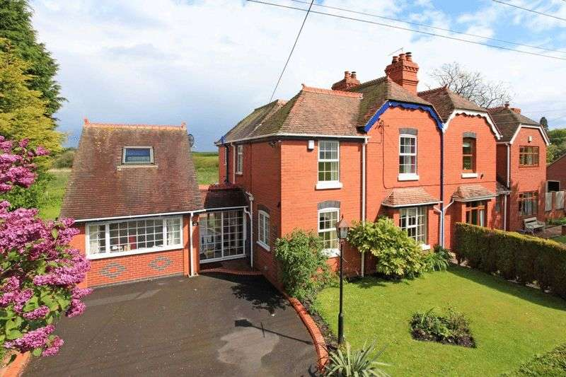 4 Bedrooms Semi Detached House for sale in Park Lane, Shifnal