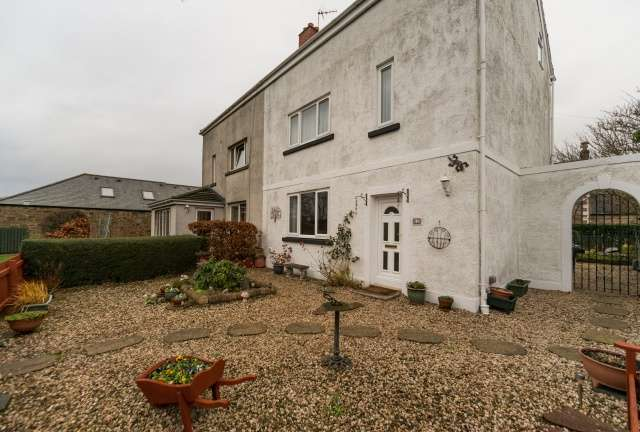 3 Bedrooms Semi-detached Villa House for sale in West Clifton Cottages, Mid Calder, Livingston, West Lothian, EH53 0HT