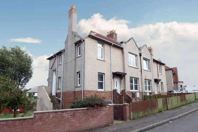 2 Bedrooms Flat for sale in Alexander Street, East Wemyss, Kirkcaldy, Fife, KY1 4QJ