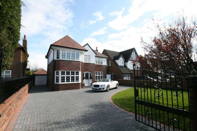 4 Bedrooms Detached House for sale in Hastings Road, Hillside, Southport, PR8 2LN