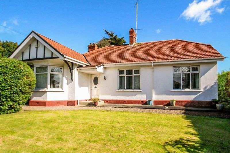 4 Bedrooms Detached Bungalow for sale in Seagoe Road, Portadown