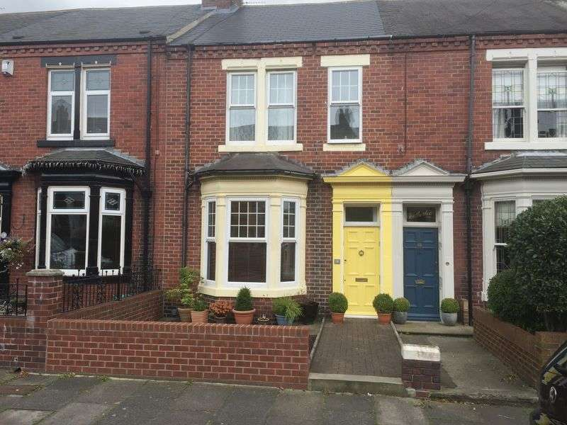 4 Bedrooms Terraced House for sale in Blagdon Avenue, South Shields