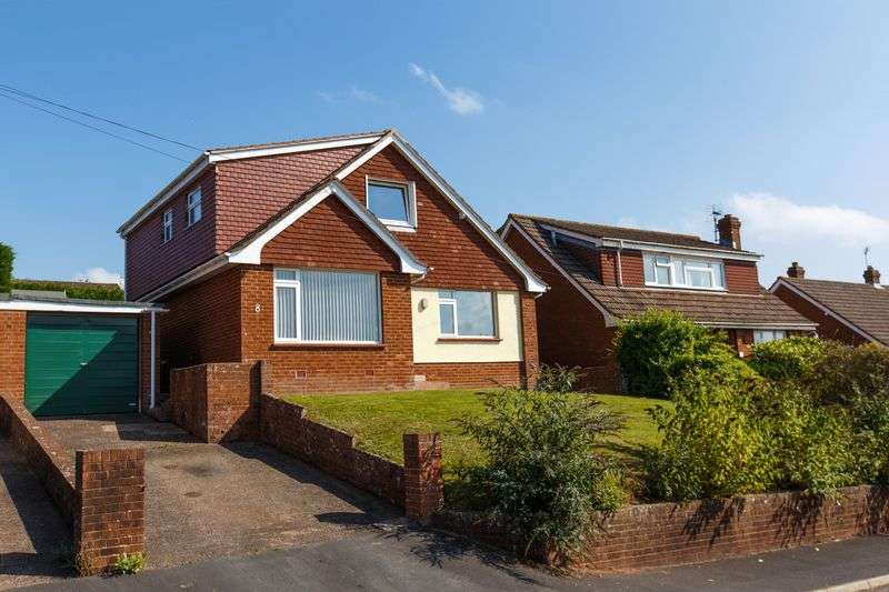 4 Bedrooms Detached Bungalow for sale in Prince of Wales Road, Crediton