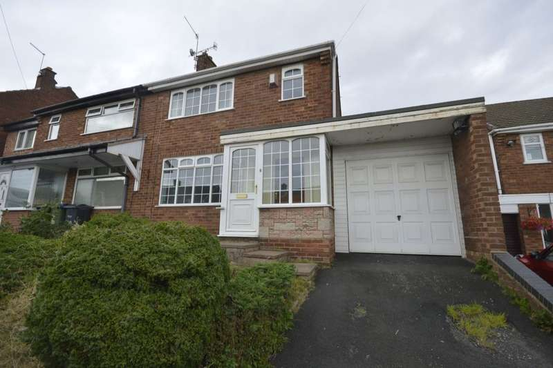 3 Bedrooms Semi Detached House for sale in Crendon Road, Rowley Regis, B65