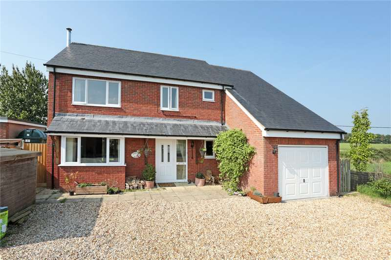 5 Bedrooms Detached House for sale in Chirton, Nr Devizes, Wiltshire, SN10