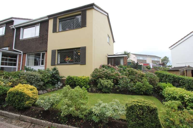 1 Bedroom End Of Terrace House for sale in Waterleat Avenue, Paignton