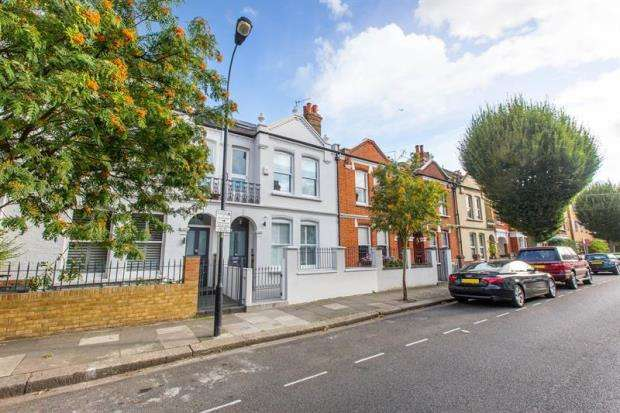 5 Bedrooms Terraced House for sale in Danehurst Street, London, SW6