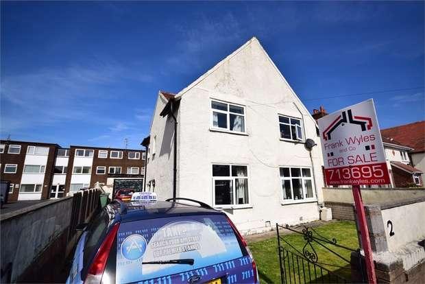 3 Bedrooms Semi Detached House for sale in 2 Fleet Street, LYTHAM ST ANNES, Lancashire