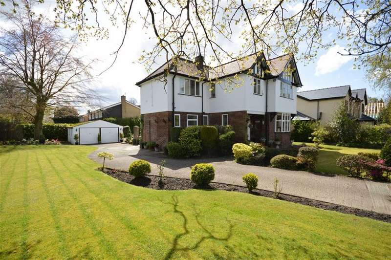 4 Bedrooms Property for sale in BROADWAY, Bramhall, Stockport, Cheshire, SK7