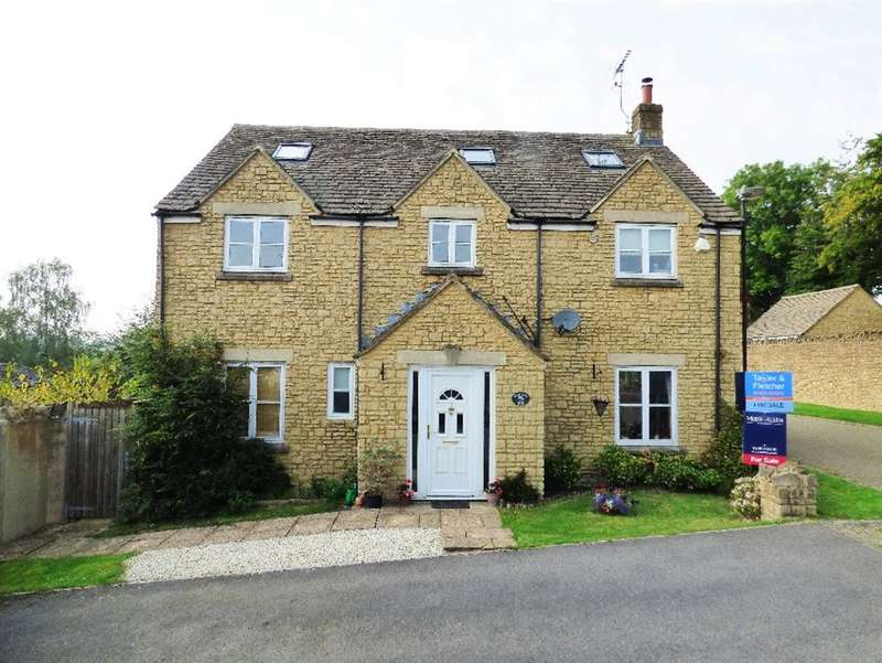 6 Bedrooms Detached House for sale in Nostle Road, Northleach, Cheltenham, Gloucestershire